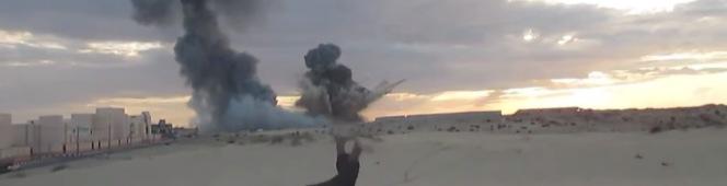 Watch Gaza's parkour team somersault to the sound of Israeli dronestrikes