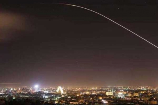 What was the success-rate of the April 14th missiles against Syria?