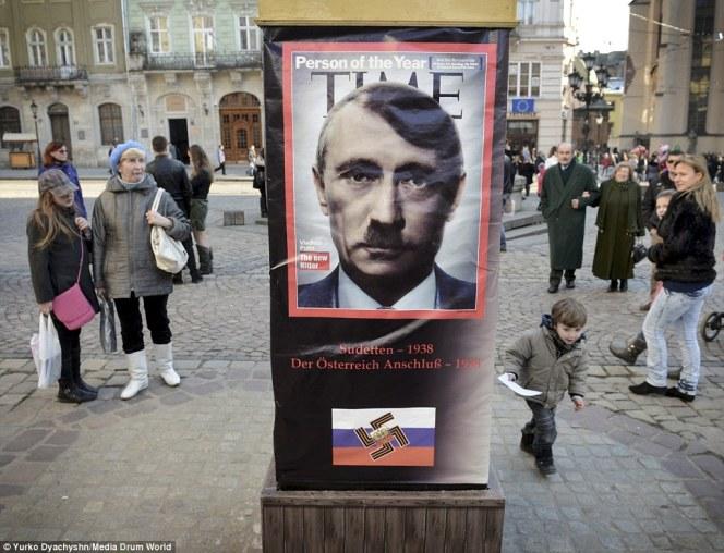 Why the U.S. Regime Hates VladimirPutin