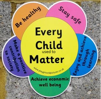 every child used to matter